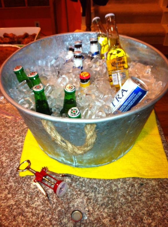 beer tub